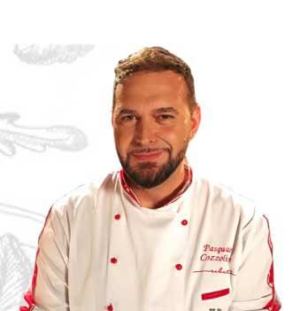 Chef Pasquale Cozzolino